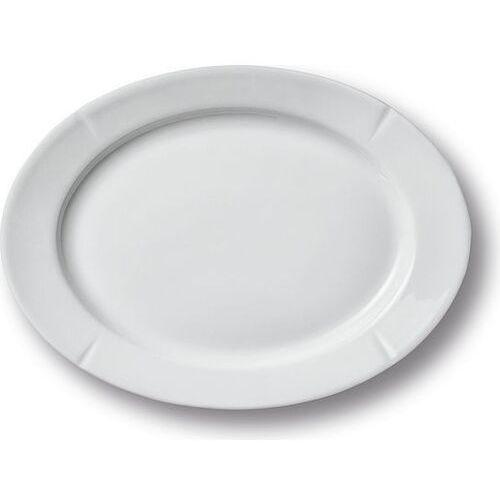 Owalny talerz do serwowania grand cru dinnerware, 23 cm - marki Rosendahl
