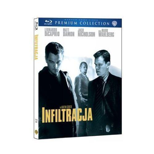 INFILTRACJA (BD) PREMIUM COLLECTION GALAPAGOS Films 7321996117293 - sprawdź w wybranym sklepie