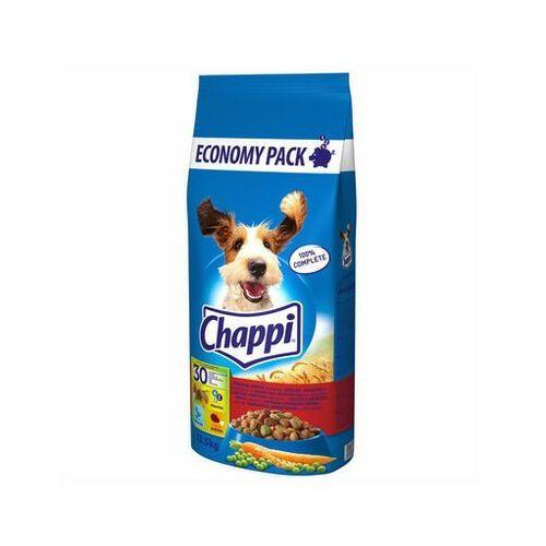 CHAPPI 27kg - sucha karma dla psów z wołowiną, drobiem i warzywami - DARMOWA DOSTAWA OD 95 ZŁ!