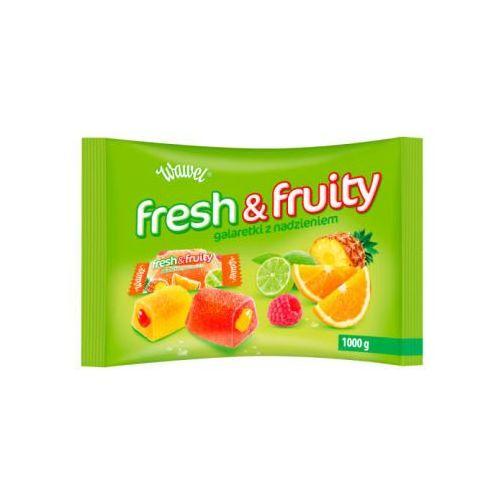 Wawel 1kg fresh & fruity galaretki