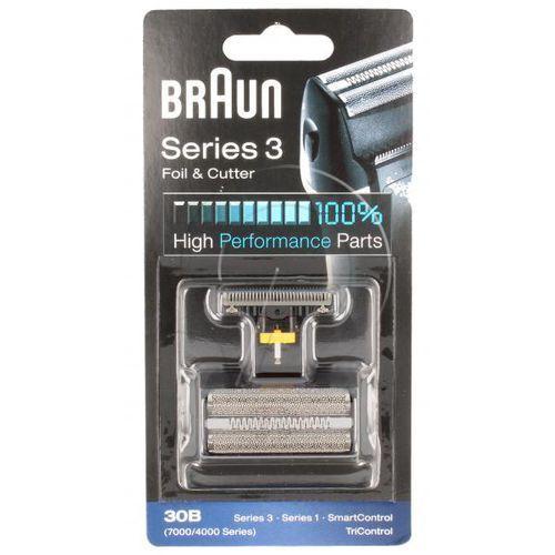 Braun Folia + blok ostrzy + noże do golarki 30b 81626278