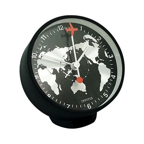 Zegarek z budzikiem - świat podróżnika wyprodukowany przez Godstoys