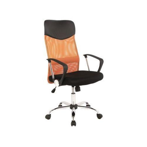 Fotel obrotowy, krzesło biurowe Q-025 orange