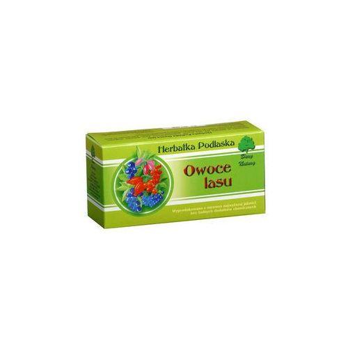 Dary natury Herbata owoce lasu saszetki 20x2,5g