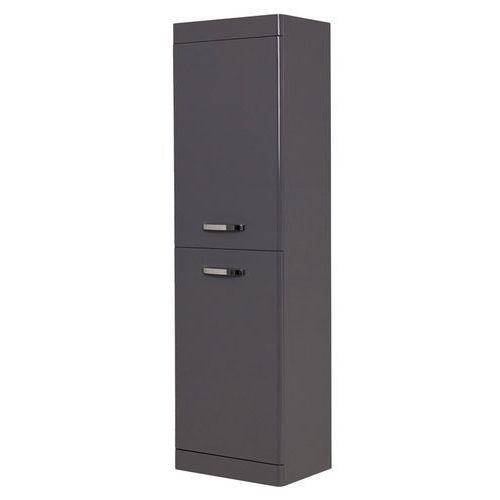 Słupek łazienkowy wiszący 45 cm Lissa Gante kolor szary, kolor szary