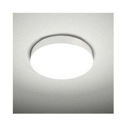 Plafon LAMPA sufitowa BUNGO 1157/G5/BI Shilo ścienna OPRAWA metalowy KINKIET do łazienki biały, kolor Biały