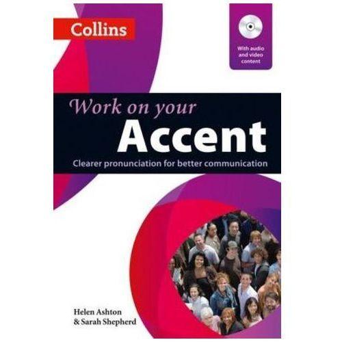Work on Your Accent + DVD, Helen Ashton, Sarah Shepherd