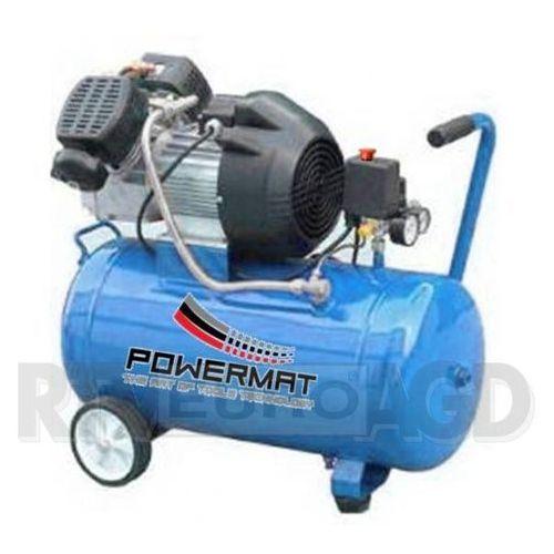 Powermat PM-KO-50-2T - produkt w magazynie - szybka wysyłka! (sprężarka i kompresor)