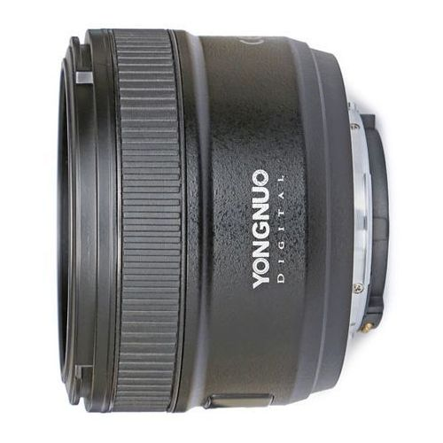 yn 50 mm f/1.8 n (mocowanie nikon f) marki Yongnuo
