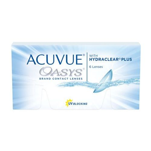 oasys z hydraclear 6 szt. marki Acuvue