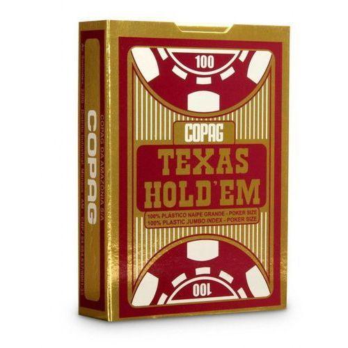 OKAZJA - Texas poker jumbo marki Cartamundi