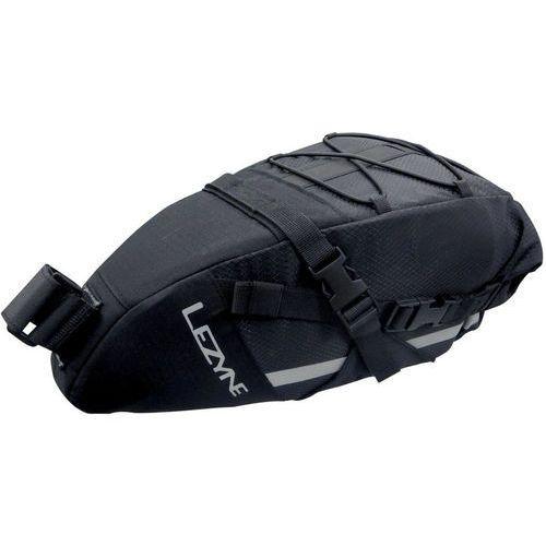 Lezyne xl-caddy torba rowerowa czarny 2018 torebki podsiodłowe (4712805990641)