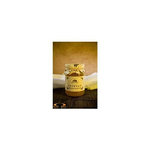 Konfitura z cytryny z likierem miodowym Spiżarnia 200ml (5907791833648)