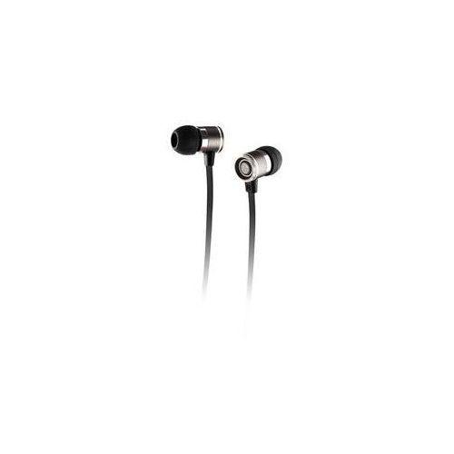 Słuchawki GoGEN ECM 41B (ECM 41B) Czarna/Tytan