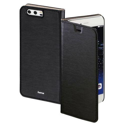 Hama Etui na smartfon slim booklet do huawei p10 plus czarny