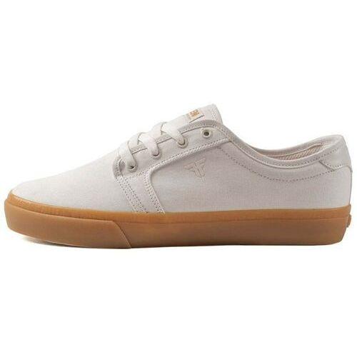 Buty - forte white/natural gum (white-naturalgum) rozmiar: 45, Fallen