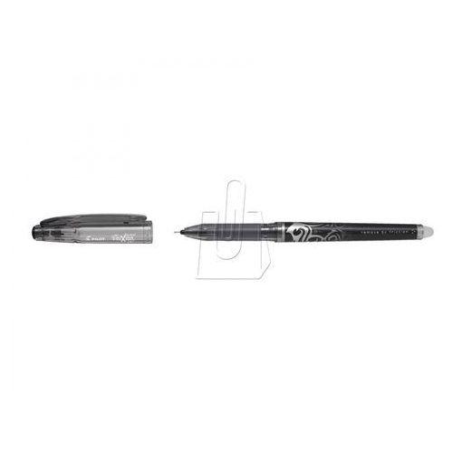 Pilot Długopis żelowy  frixion point czarny fine