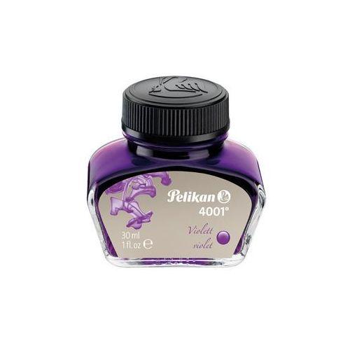 Atrament Pelikan 4001 fioletowy 30 ml, 74295303822AP (4649205)