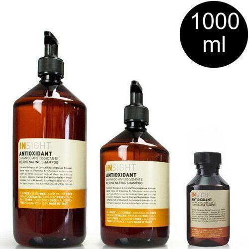 Insight antioxidant szampon odmładzający zwalcza wolne rodniki 1000ml (8029352350375)