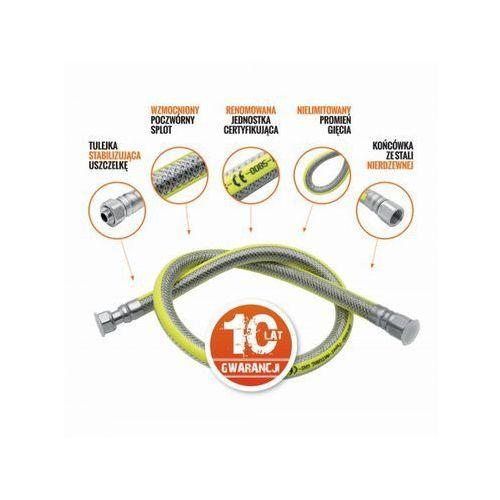 Przewód gazowy LECHAR FPG1-1/2X150 L1.50 + Zamów z DOSTAWĄ JUTRO! (5903111149048)