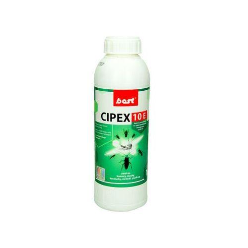 CIPEX 10 E. Oprysk na komary, pluskwy. Insektycyd Best-Pest 1l. (5907486602702)