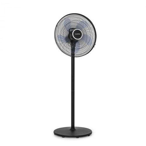 """Klarstein Windflower, wentylator stojący, 5-łopatkowy, (15""""/38,5cm) 50W, czarny"""