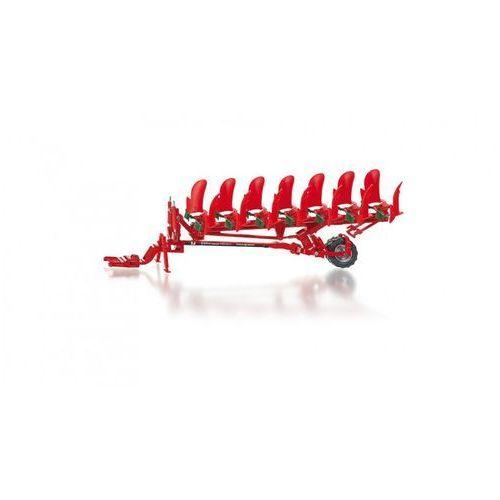 Zabawka SIKU Pług Obrotowy Vogel&Noot - produkt z kategorii- Pozostałe samochody i pojazdy