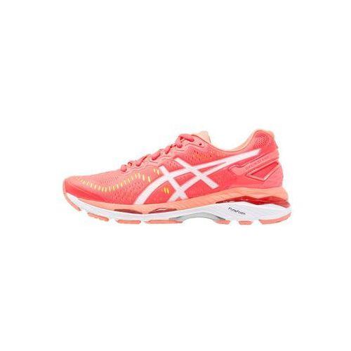 gelkayano 23 obuwie do biegania stabilność diva pink/white/coral pink marki Asics