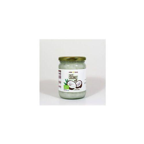 Olej kokosowy virgin BIO 450ml - MAYA GOLD (8718819120261)