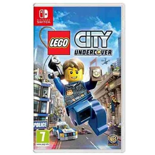 Gra  switch lego city: undercover marki Nintendo