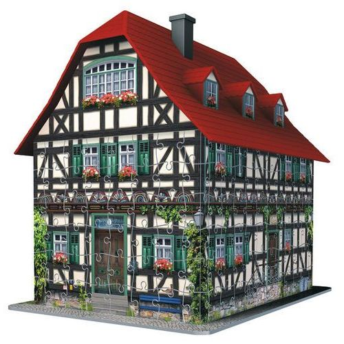 OKAZJA - RAVEN. 216 EL 3D Średniowieczny Dom (4005556125722)