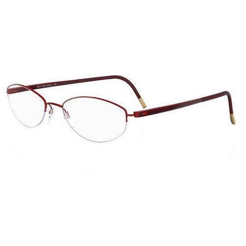 Okulary korekcyjne  zenlight nylor 4267 6053 marki Silhouette