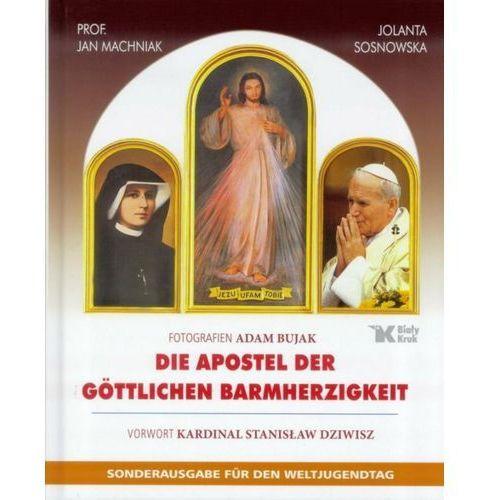 Die Apostel der Göttlichen Barmherzigkeit - Wysyłka od 3,99 (9788375532067)