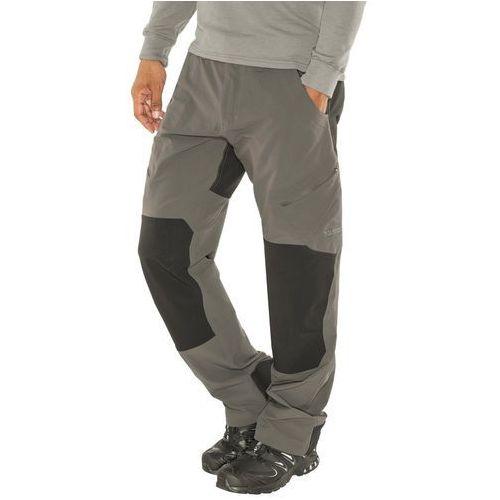Marmot Highland Spodnie długie Mężczyźni szary/czarny 34 2018 Spodnie Softshell
