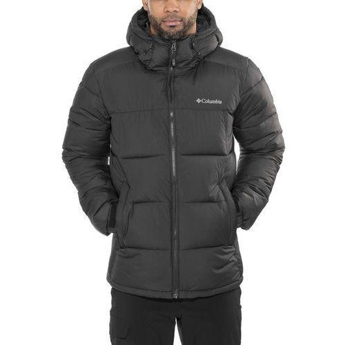 Columbia pike lake kurtka mężczyźni czarny xl 2018 kurtki zimowe i kurtki parki