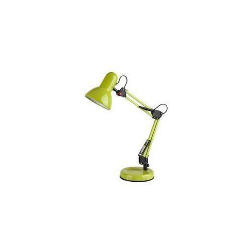 Lampa stołowa lampka biurkowa Rabalux Samson 1x60W E27 zielona 4178, 4178