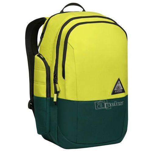 Ogio Clark plecak miejski na laptopa 16'' / Chartreuse - Chartreuse