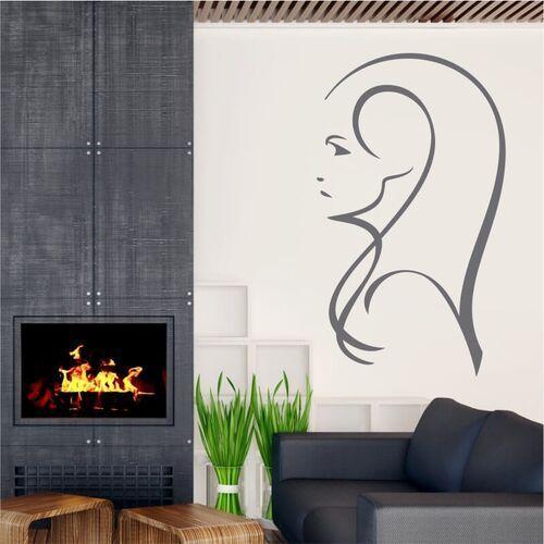 Szablon do malowania kobiecy profil 2031 marki Wally - piękno dekoracji