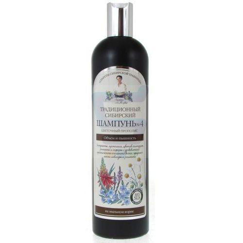 Babuszka Agafia Tradycyjny syberyjski szampon do włosów Zwiększający Objętość 550 ml, 12608