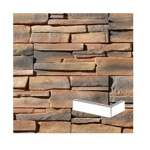 narożnik kamień dekoracyjny averno 1 150/325x117x22-38 mm op. 0,58 mb marki Stones