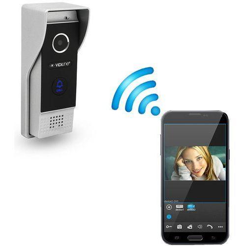 Wideodomofon IP Vidiline VIDI-MVDP-1 Black, VIDI-MVDP-1