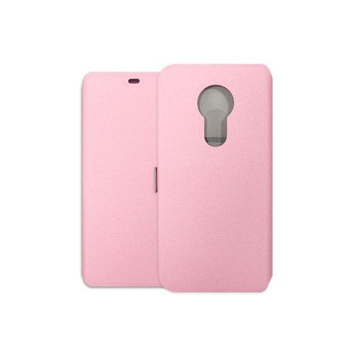 Motorola moto g7 power - etui na telefon wallet book - różowy marki Etuo wallet book