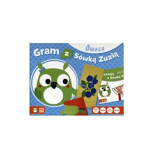 Zielona sowa Gram z sówką zuzią - owoce (5901761113532)
