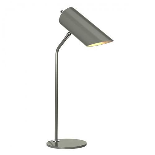Quinto Grey Table Lamp Biurkowa Elstead QUINTO/TL GPN 57cm szary