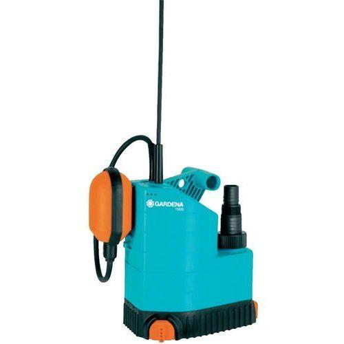 Pompa zanurzeniowa Gardena 01780-20 głębinowa klasyczny, 7000 l / h, 250 W, 4,3 kg (4078500178006)