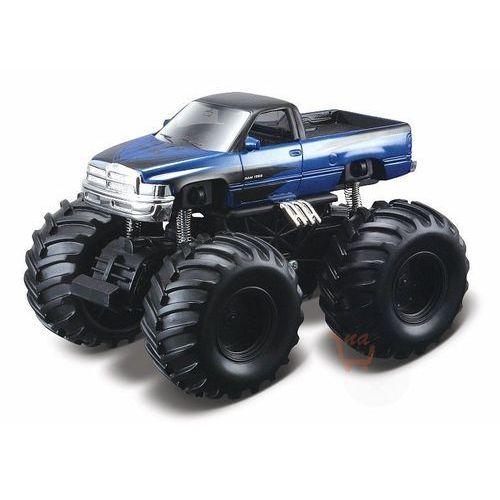 Maisto Earth Shockers Monster Trucks Dodge Ram 1500 Pickup