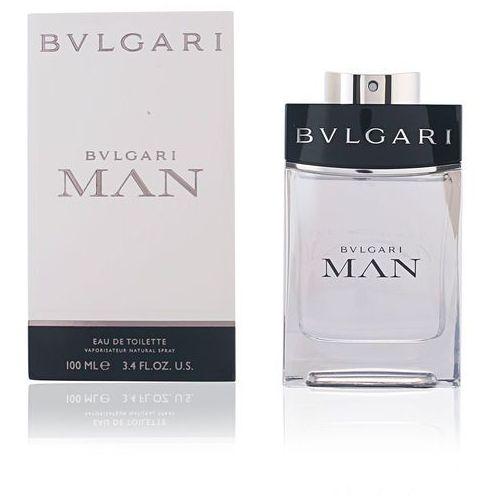 man edt 100ml wyprodukowany przez Bvlgari