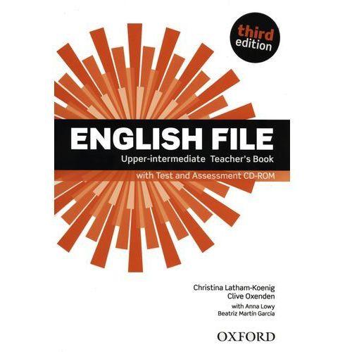 English File Third Edition Upper-Intermediate książka nauczyciela (opr. miękka)