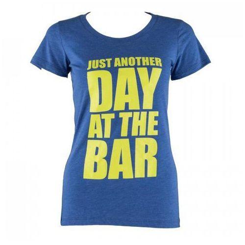 t-shirt treningowy damski rozmiar l true royal marki Capital sports