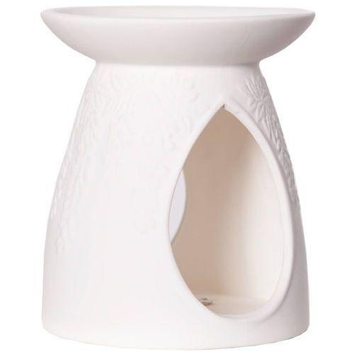 white floral 1/ paprotka kominek do wosków szybka wysyłka infolinia: 690-80-80-88 marki Yankee candle